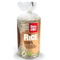 Rice pancakes lima - 100g- Buy Online at MOREmuscle