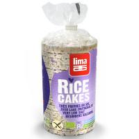 Rice cakes unsalted lima - 100g