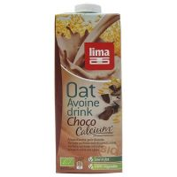 Oat avoine drink choco calcium lima - 1l - Biocop