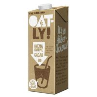 Avoine cacao drink oatly bio - 1l - Faites vos achats online sur MASmusculo