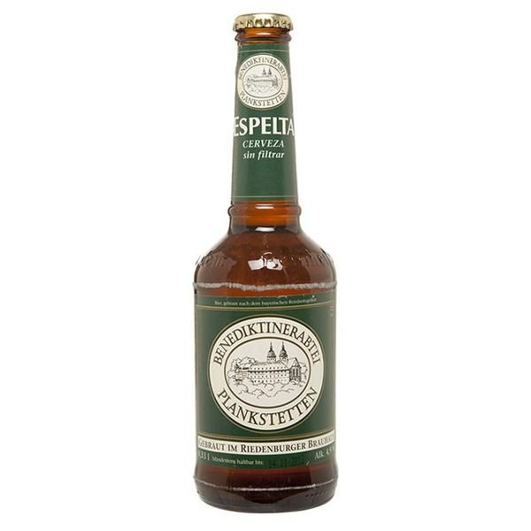Spelled beer b. plankstetten - 33 cl