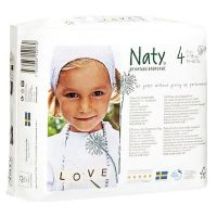 Naty diaper n4 of 7 to 18 kg - 27units- Buy Online at MOREmuscle
