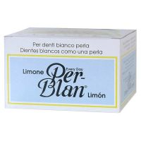 Toothpaste powder lemon perblan - 30 g