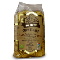 Corn flakes (100% ecologic) - 250g- Buy Online at MOREmuscle