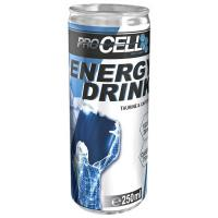 Energy drink - 250ml - ProCell