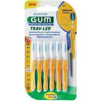 Interdental brush trav-ler - 1.3 mm - GUM