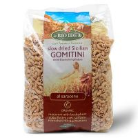Macaroni with buckwheat - 500 g - Compre online em MASmusculo