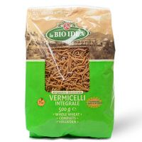 Vermicelli wholewheat - 500 g - Compre online em MASmusculo