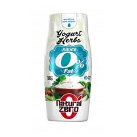 Yogurt sauce herbs - 320g - Natural Zero