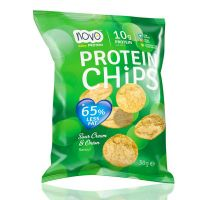 Protein Chips - 30g [Novo Nutirtion] - Novo Nutrition