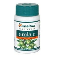 Amla C - 60 cápsulas - Himalaya Herbal