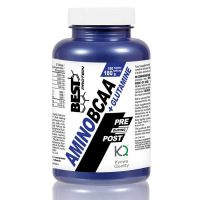 Bcaas + glutamine - 150 cap - Best Protein