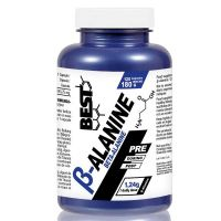 Beta alanine - 120 cap- Buy Online at MOREmuscle
