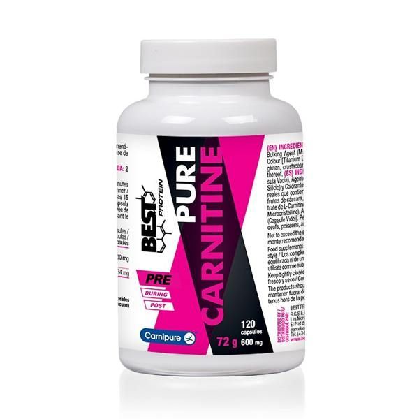 Pure carnitine - 120 tablets