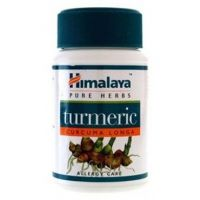 Turmeric - 60 capsules - Himalaya Herbal