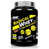 Radical whey - 2.3 kg - Faites vos achats online sur MASmusculo