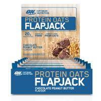 Protein oats flapjack - 80g - Faites vos achats online sur MASmusculo
