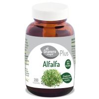 Alfalfa - 200 comp x 400 mg
