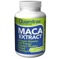 Maca Extract 500 mg - 90 cápsulas
