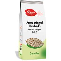 Integral rice bloated bio - 125 g