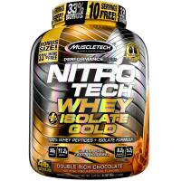 Nitrotech whey isolate gold - 1,8 kg - Muscletech
