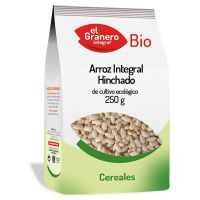 Integral rice bloated bio - 250 g