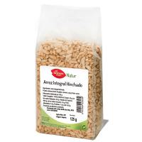 Integral rice puffed - 125 g