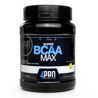 Super bcaa max - 400g - 4PRO Nutrition