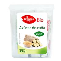 Bio cane sugar in sticks bottle - 300 g - El Granero Integral