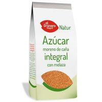 Brown sugar of integral cane with molasses - 500 g