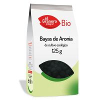 Berries of aronia bio -125 g - Compre online em MASmusculo