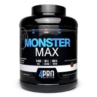 Monster max - 3kg - 4PRO Nutrition
