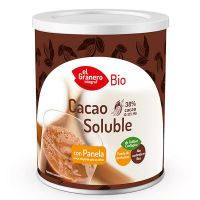 Soluble cocoa with panela bio - 500 g