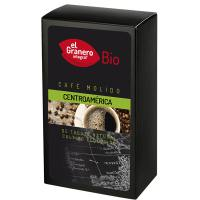 Coffee 100% arabica central america milled bio - 250 g - El Granero Integral