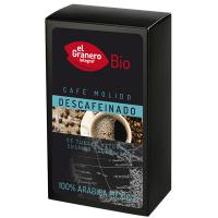 Decaffeinated coffee 100% arabica mexico molido bio - 250 g- Buy Online at MOREmuscle