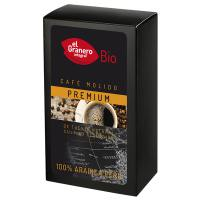 Premium coffee 100% arabica peru ground bio - 250 g