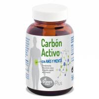 Activated carbon with aniseed and mint - 90 per - El Granero Integral