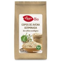Germinated oat flakes bio - 400 g - El Granero Integral