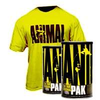 Iconic Duo Animal Pak 44 - Kaufe Online bei MOREmuscle