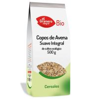 Soft integral oat flakes bio - 500 g