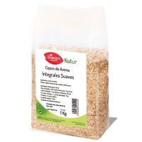 Soft integral oat flakes - 1 kg