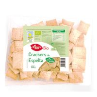 Spelled crackers with sesame bio - 150 g - El Granero Integral