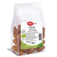 Pitted dates bio - 250 g - El Granero Integral