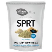 Sportsmen (pea protein, carob and hemp) bio - 200 g