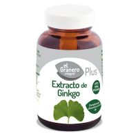Ginkgo extract - 60 comp - Kaufe Online bei MOREmuscle