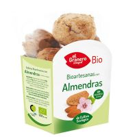 Almond cookies craft bio - 250 g - El Granero Integral