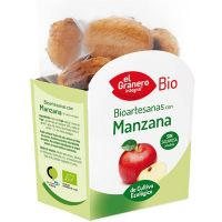 Apple cookies craft bio - 250 g - El Granero Integral