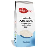 Whole oatmeal bio - 500 g - El Granero Integral