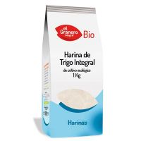Whole wheat flour bio - 1 kg