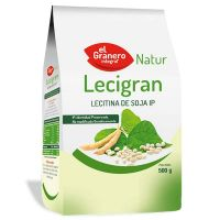 Lecigran soya lecithin ip no gmo - 500 g